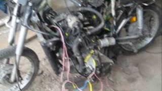 cz 175 z silnikiem lada samara 1.3
