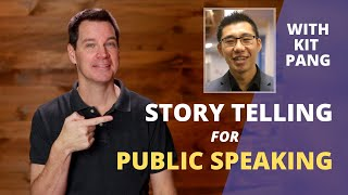 How to Tell a Story When Public Speaking
