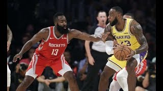 JAMES Harden Wins 2019 Title in LeBron-Less NBA Finals: MVP Carries Rockets WITHOUT CP3-Capela!