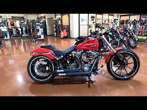 2016 Harley-Davidson Breakout FXSB