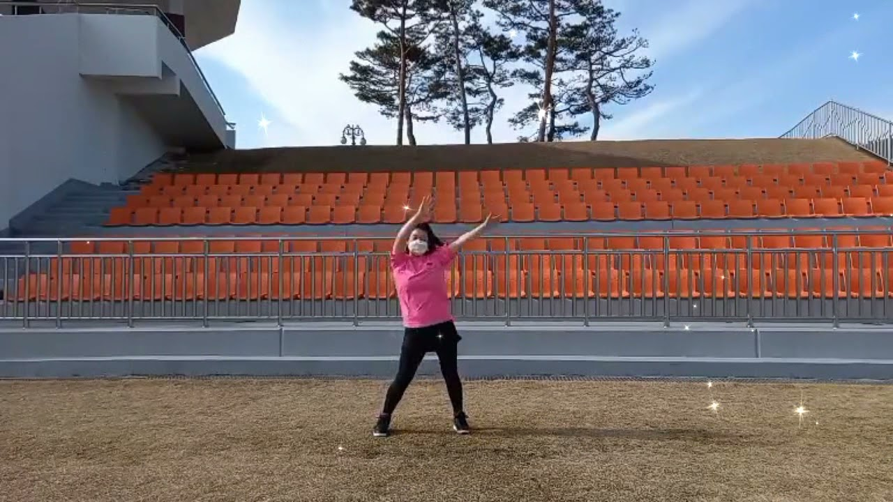 남원시체육회_생활체조 만인광장 3