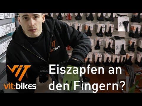 Warme Finger im Winter? - Der Handschuh-Test - vit:bikesTV