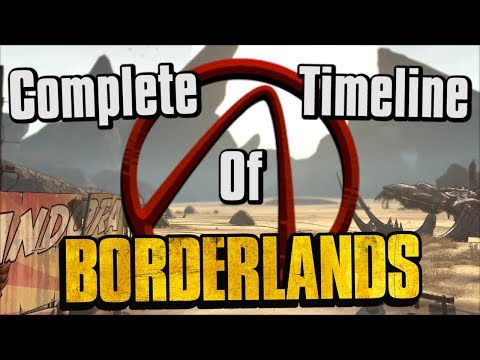 Download The Complete, Unabridged Timeline of Borderlands Mp4 HD Video and MP3