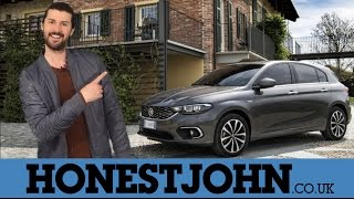 Car Review In A Few   New Fiat Tipo 2018
