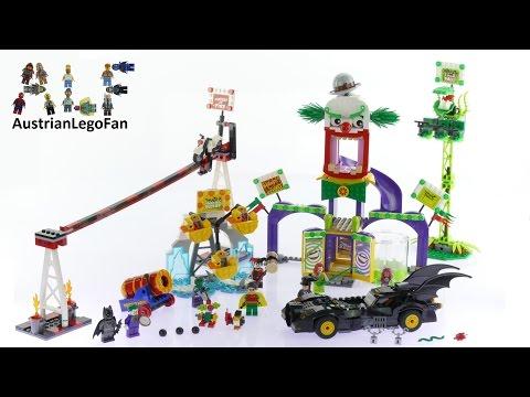 Vidéo LEGO DC Comics 76035 : Jokerland