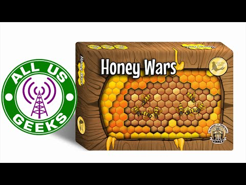 All Us Geeks Initial Impressions: Honey Wars