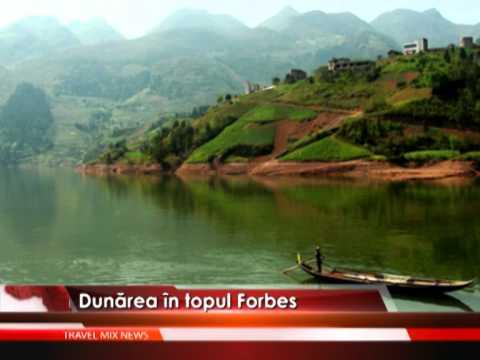 Cele mai frumoase râuri din lume – VIDEO