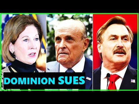 Rudy Giuliani Defamation Case PROCEEDS