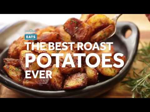 Video The Food Lab: How to Roast the Best Potatoes of Your Life