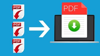 How To Merge / Join PDF  Files Into One Online 2020