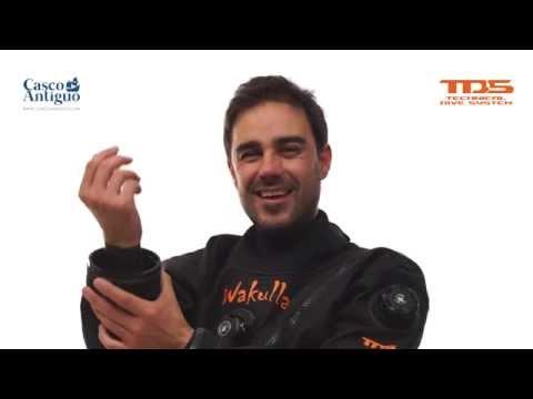 Traje Seco Trilaminado TDS Wakulla - www.cascoantiguo.com