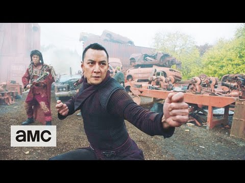 Into the Badlands: 'Outnumbered & Unarmed' Talked About Scene. Ep. 205