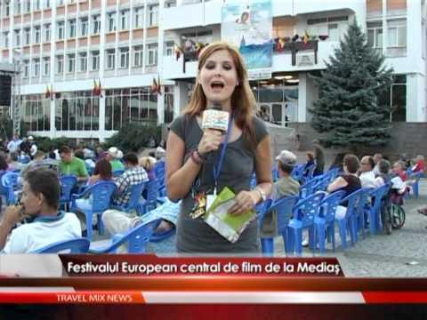 S-a dat startul Festivalului European Central de Film 7+1 de la Mediaş – VIDEO