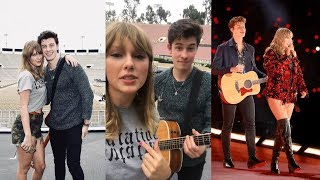 Taylor Swift | Instagram Story | 18 May 2018 w/ Shawn Mendes  [ Reputation Tour ]