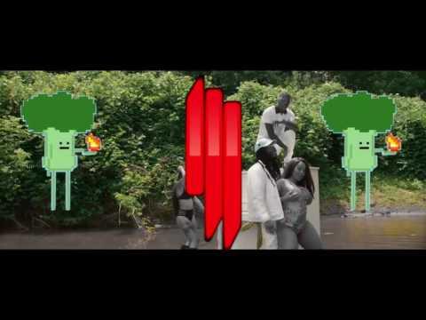 Skrillex - Pop That Vs Jotaro Vs Broccoli Vs Watch Out (Angel Mc)