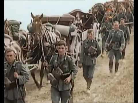 A II. világháború színesben - 4. rész: Hitler keleti csapása letöltés