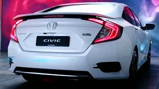 Honda CIVIC Sedan 2020 - New Aggressive Look! Redesigned 2020 Honda CIVIC VTEC