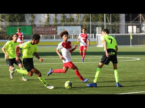 U17 : AS Monaco - AS Lattes
