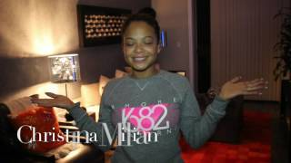 Christina Milian session with Hands Of Furey