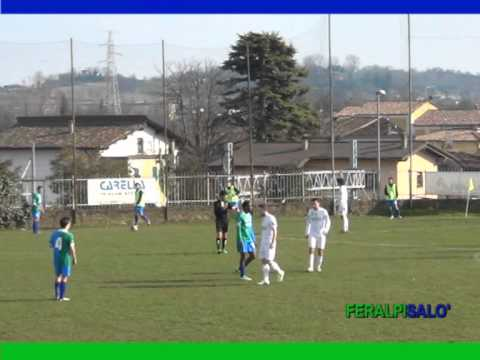 Preview video FERALPISALO´-TREVISO 1-0 (Berretti)