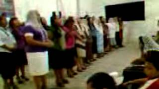 preview picture of video 'canto de la femenil templo bethel emliano zapata tab'