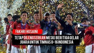 Didepak dari Kursi Pelatih Timnas U-16 Indonesia, PSSI Lebih Pilih Bima Sakti daripada Fahri Huasini