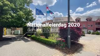 Gemeng Bäertref - Nationalfeierdag 2020