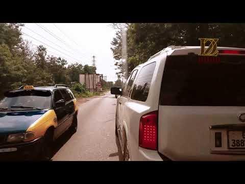Ghana 2019 pt 11. KUMASI TIMELEPSE