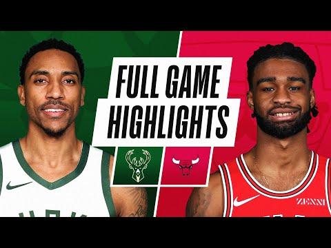 Chicago Bulls vs Milwaukee Bucks</a> 2021-05-17