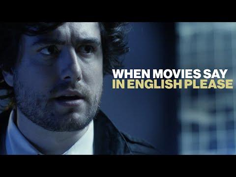 Anglicky, prosím