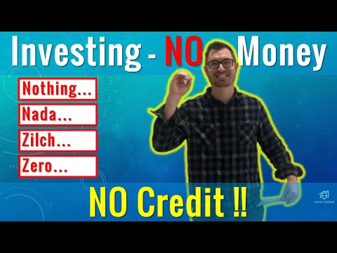 , title : 'Real Estate Investing with No Money or No Credit   How to Start Investing In Real Estate