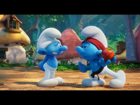 Smurfs: The Lost Village (Promo Clip 'International Day of Happiness')