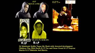 DJ Multitude ReMix 2Pac - My Block with Arrested Development - Children Play With Earth R.I.P