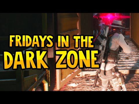 FRIDAY MADNESS IN THE DZ - The Division 1.6.1 Live Stream