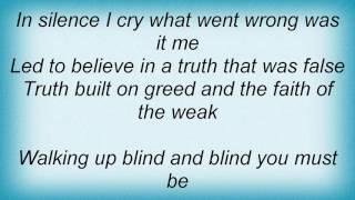 Evergrey - Waking Up Blind Lyrics