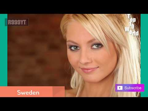The Top 10 Countries with Beautiful Porn Stars