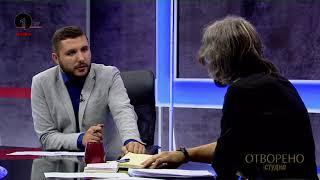"""Апасиев: Првиот дел од Договорот е """"смртна правна пречка"""""""