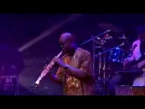 Manu Dibango 'Lion of Africa' online metal music video by MANU DIBANGO