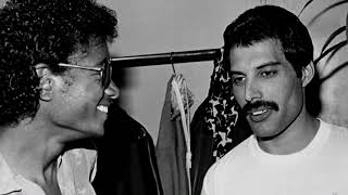 Michael Jackson&Freddie Mercury There Must Be More To Life Than This (Original Demo)