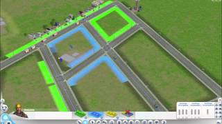 preview picture of video 'Let´s play Sim City #1'