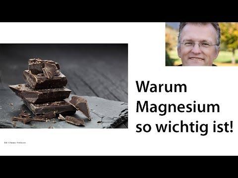 Magnesium: warum Sie mehr davon nehmen sollten!