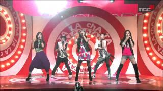 F(X) - LA chA TA, 에프엑스 - 라차타, Music Core 20090919