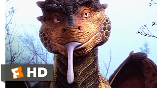 Dragonheart: A New Beginning (2000) - How To Spit Scene (5/10) | Movieclips