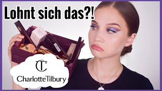 FULL FACE USING CHARLOTTE TILBURY? | Merve Tkd
