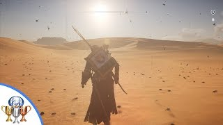 Assassin's Creed Origins - Overheating Trophy Guide (Witness Raining Bugs in Desert)