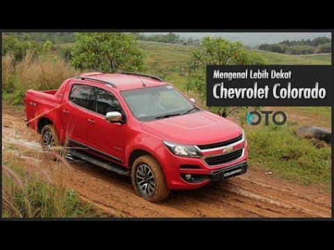 Mengenal Lebih Dekat Chevrolet Colorado I OTO.Com