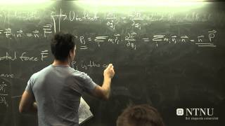 10: Conservation laws and symmetries - Part 2