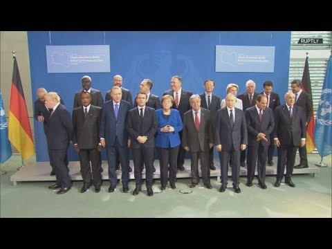 Ξεκινά η Διάσκεψη του Βερολίνου για την Λιβύη