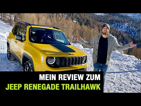 2020 Jeep Renegade Trailhawk 4x4 2.0 MultiJet (170 PS)🌲❄️ Offroad-Fahrbericht | Review | Test-Drive