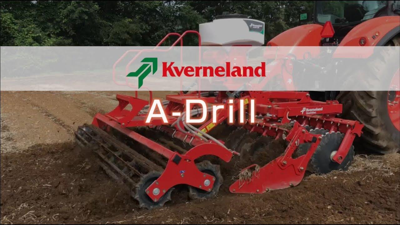 Kverneland A-Drill